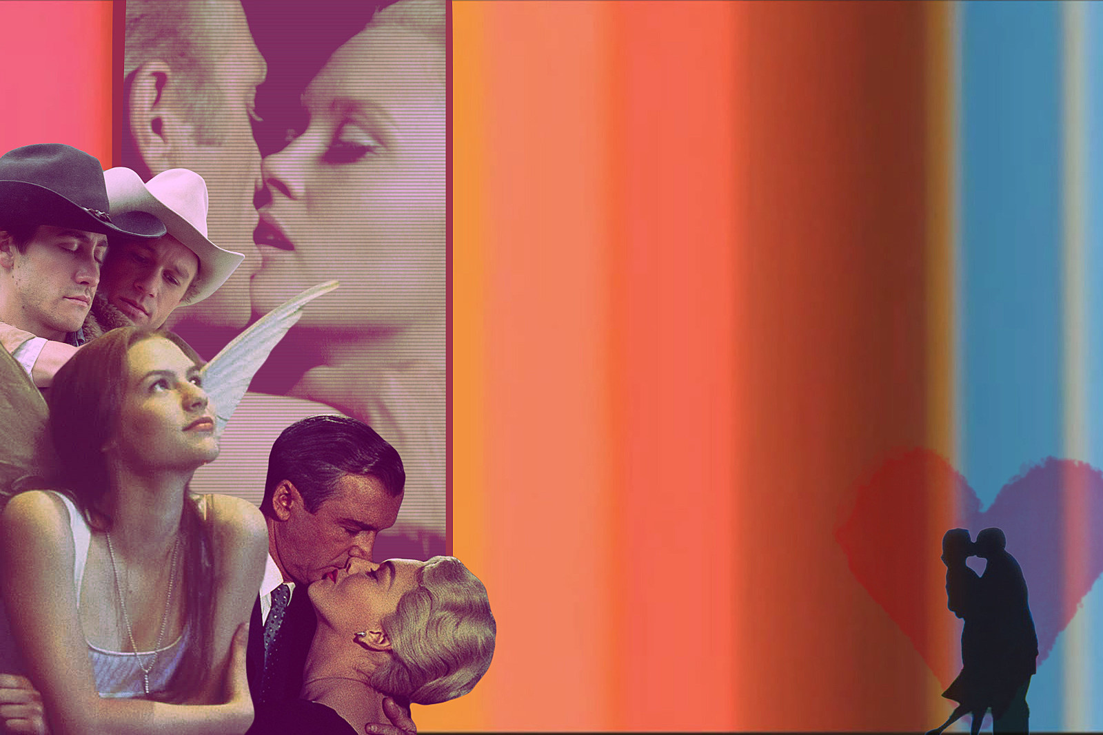 The Best Movie Kisses In History