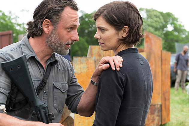 Walking Dead Lauren Cohan Leaving Season 9