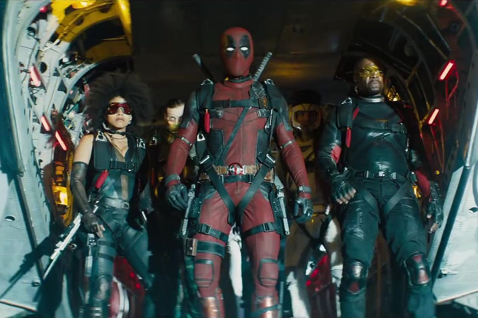 'Deadpool 2' Has a Surprise Cameo From a Major Movie Star | The Rock of Rochester