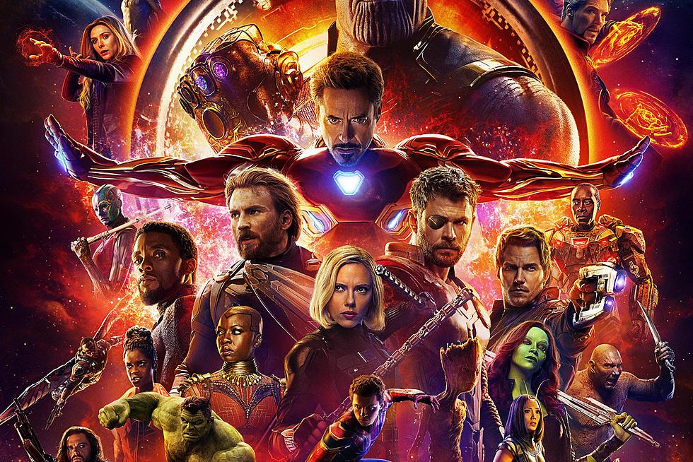 avengers infinity war imax poster has hidden easter eggs