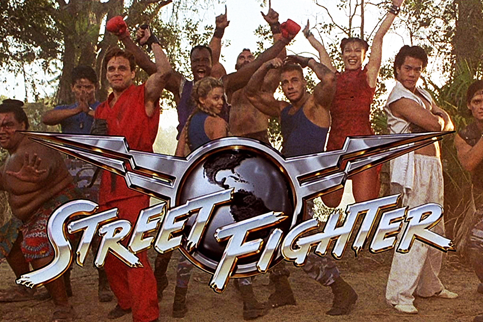 Jean-Claude Van Damme Was Allegedly 'Coked Out of His Mind' on the Set of 'Street Fighter'   The Rock of Rochester