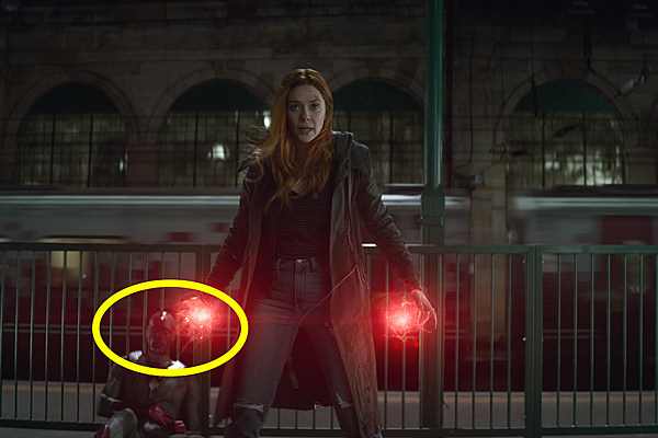 Avengers: Infinity War: Every Easter Egg and Secret