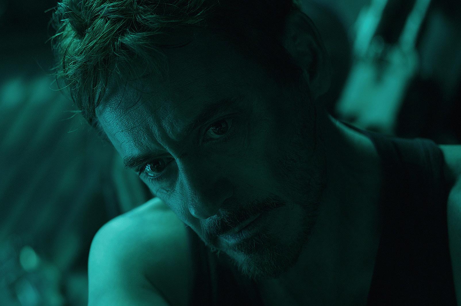 10. Tony Stark