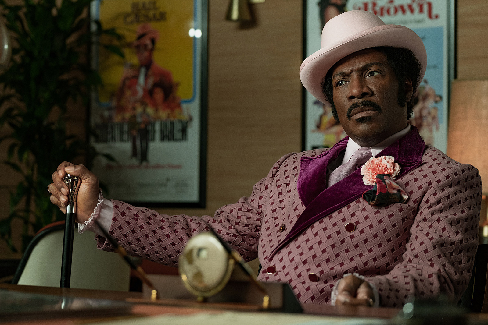 DOLEMITE IS MY NAME!