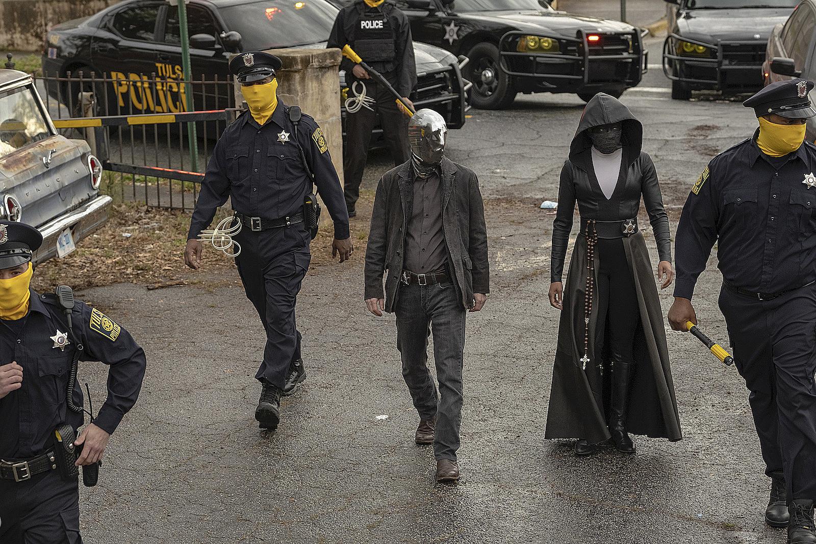 1. Watchmen